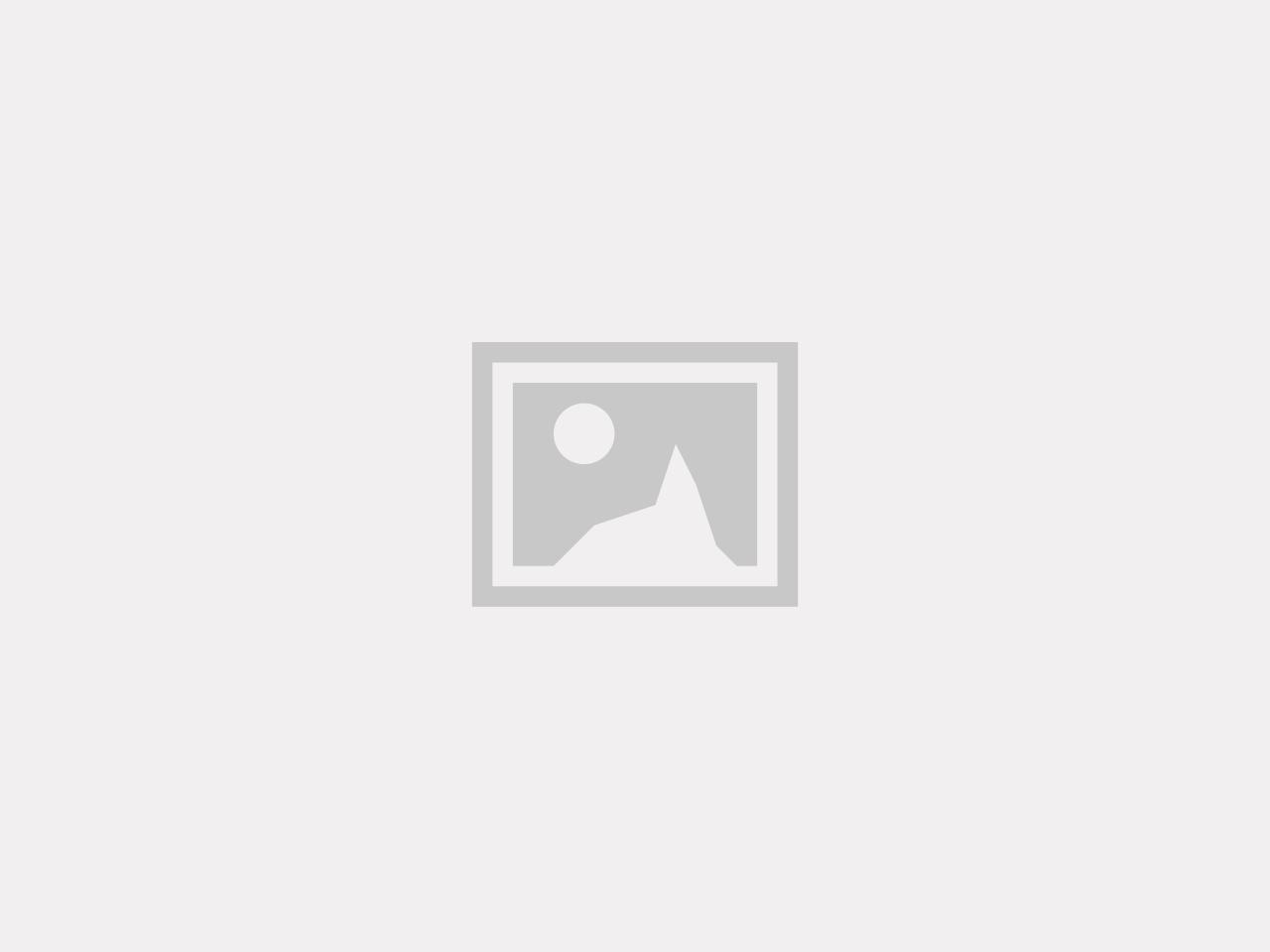 Dressing Gown - Light grey melange